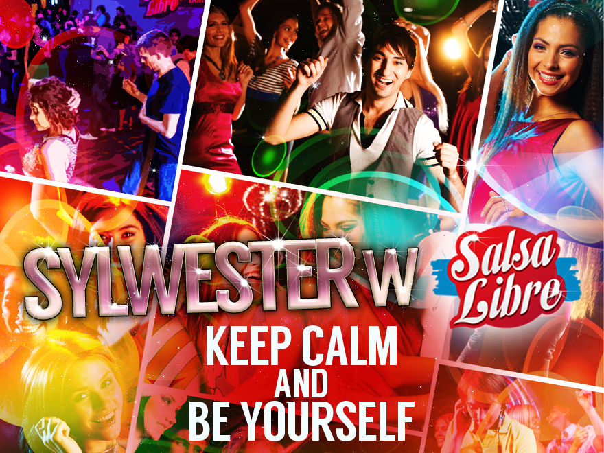 Sylwester BE YOURSELF w Salsa Libre 2019/20