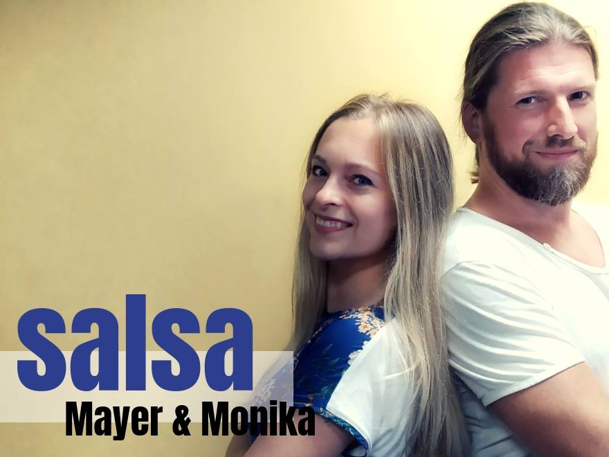Salsa New York Style od podstaw Monika & Mayer 18.01