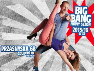 BIG BANG! Nowy Sezon 2015/16 w Salsa Libre!