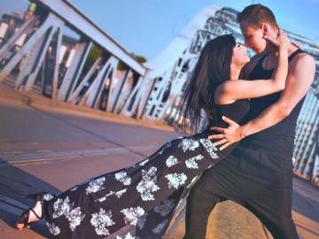 Mary & Sambor - Bachata Workshops 12-13.12.2015
