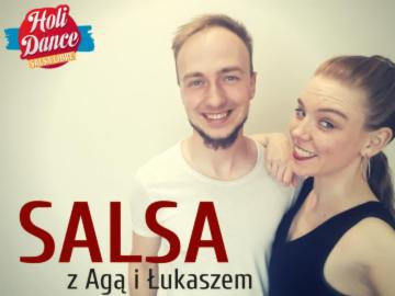 Holidance salsa S-open Aga & Łukasz 6.08