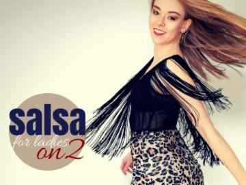 Salsa for ladies on2 open z Agą 12.10