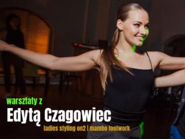 Ladies styling & footwork z Edytą 24.02