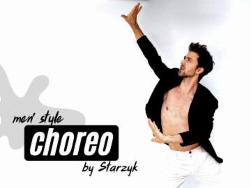 Men style choreo project by Tomek Starzyk 22.10