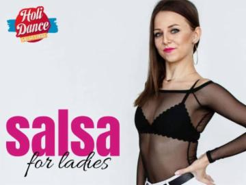 HoliDance - Salsa 4 Ladies od podstaw z Adą 29.07