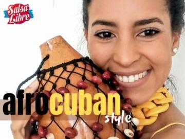 Afro Cuban Salsa Style z Yuli crash course 23-24.01