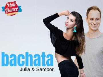 HoliDance- bachata S Julia & Sambor 22.07