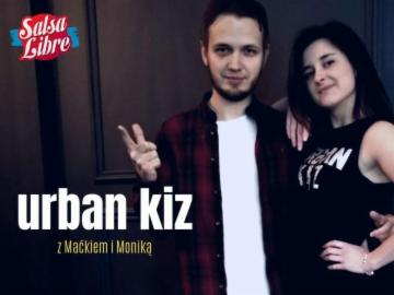 Monika & Maciek crash course urban kiz P2 9-11.11