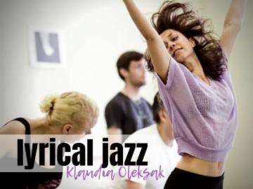 Lyrical jazz open crash course z Clau 23.11