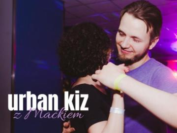 Urban Kiz crash course S-open z Maćkiem 26.01