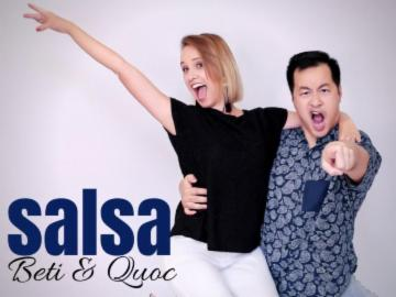 Salsa P-open Beti & Quoc crash course 25.01