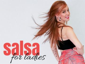 Ladies styling salsa on2 open z Agnieszką 23.01