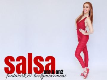 Salsa footwork & bodymovement S-open z Agnieszką 21-22.03
