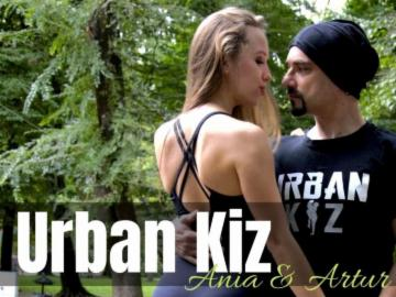 Urban kiz od podstaw crash course Ania & Artur 25-26.04