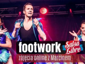 Ny Style Footwork ONLINE z Marcinem 27.03