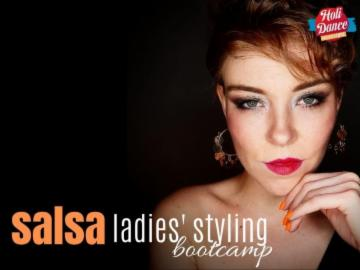 HoliDance - Ladies Styling bootcamp on2 z Agą od 13.07