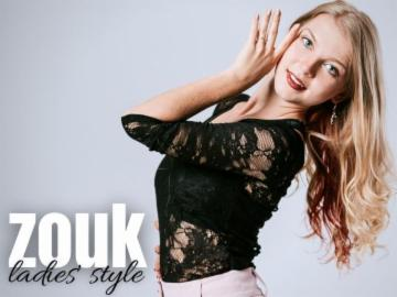 Zouk for ladies od podstaw crash course z Olą 14.03