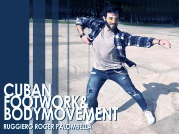 Cuban Footwork & Bodymovement open level z Rogerem od 7.10