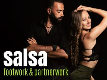 Mambo footwork & partnerwork Talal & Edyta 5.12